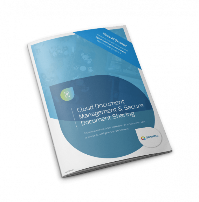 Brochure cloud management